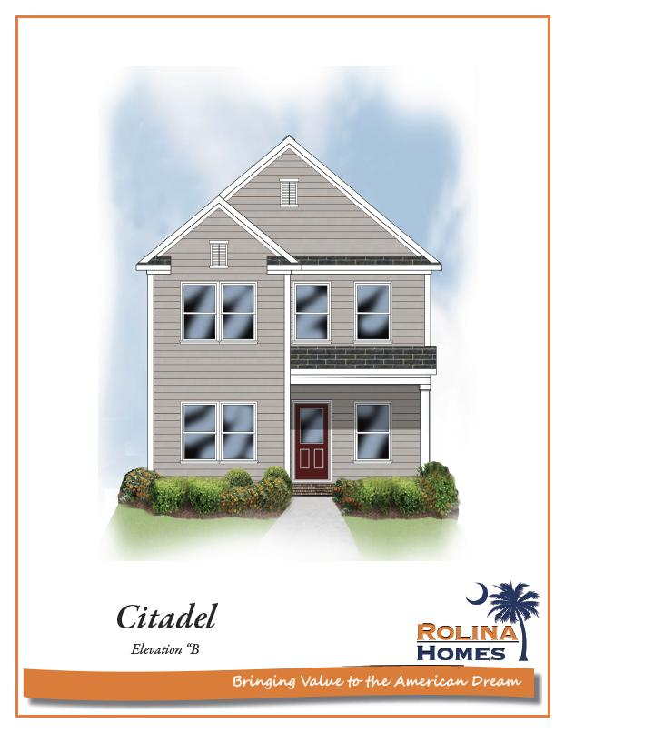 Carco Cottages - Citadel B Plan