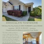 7358 Stoney Moss Way – Hanahan Home for Sale