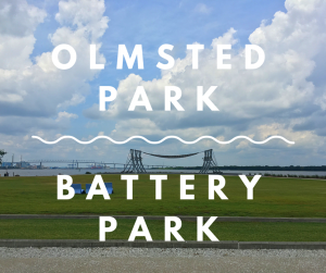 Olmsted and Battery Park