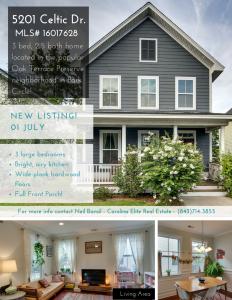 5201 Celtic Drive - Oak Terrace Preserve Home for Sale