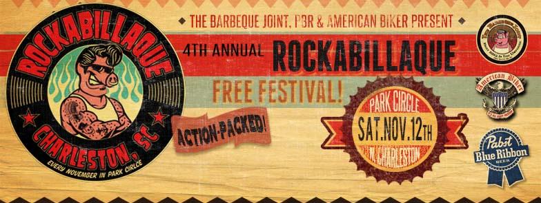4th Annual Rockabillaque