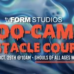 Boo Camp Obstacle Course