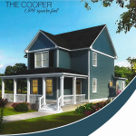 The Cooper - Charleston Landmark Builders - Oak Terrace Preserve Phase 3