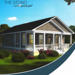 The Stono - Charleston Landmark Builders - Oak Terrace Preserve Phase 3