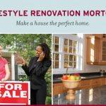Homestyle Renovation Mortgage