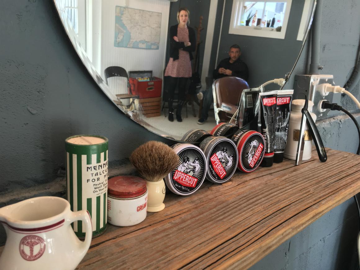 Holy City Barber - Mixson