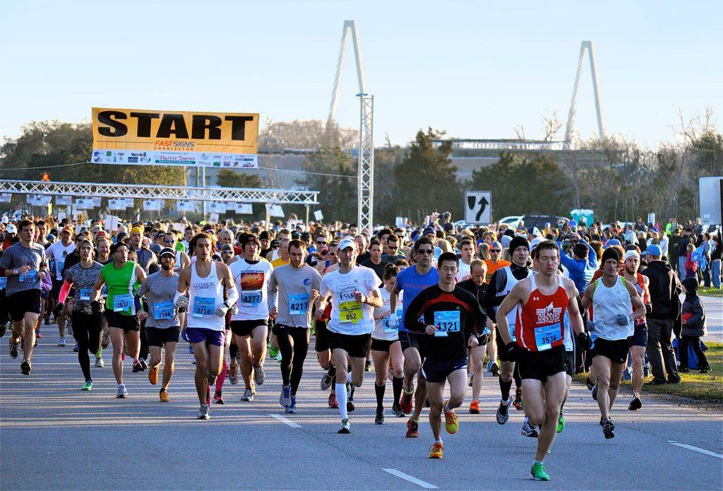 Charleston Marathon 2017