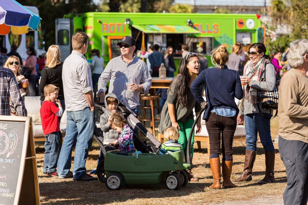 Folly Beach Food Truck Festival