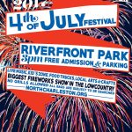 4th of July Festival at Riverfront Park