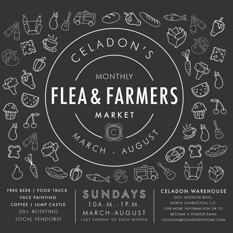 Celadon Flea and Farmers Market
