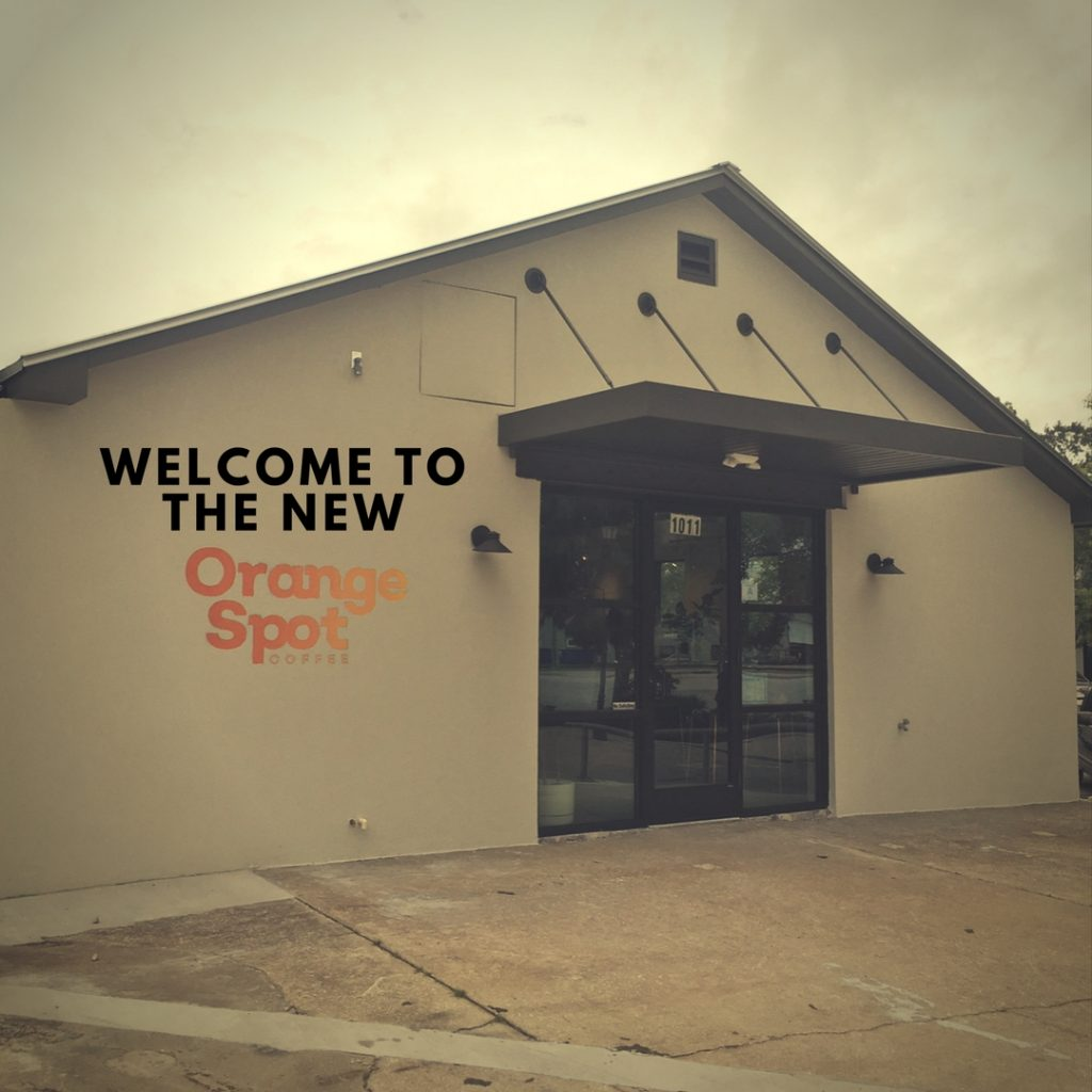 New Orange Spot Coffee - Park Circle
