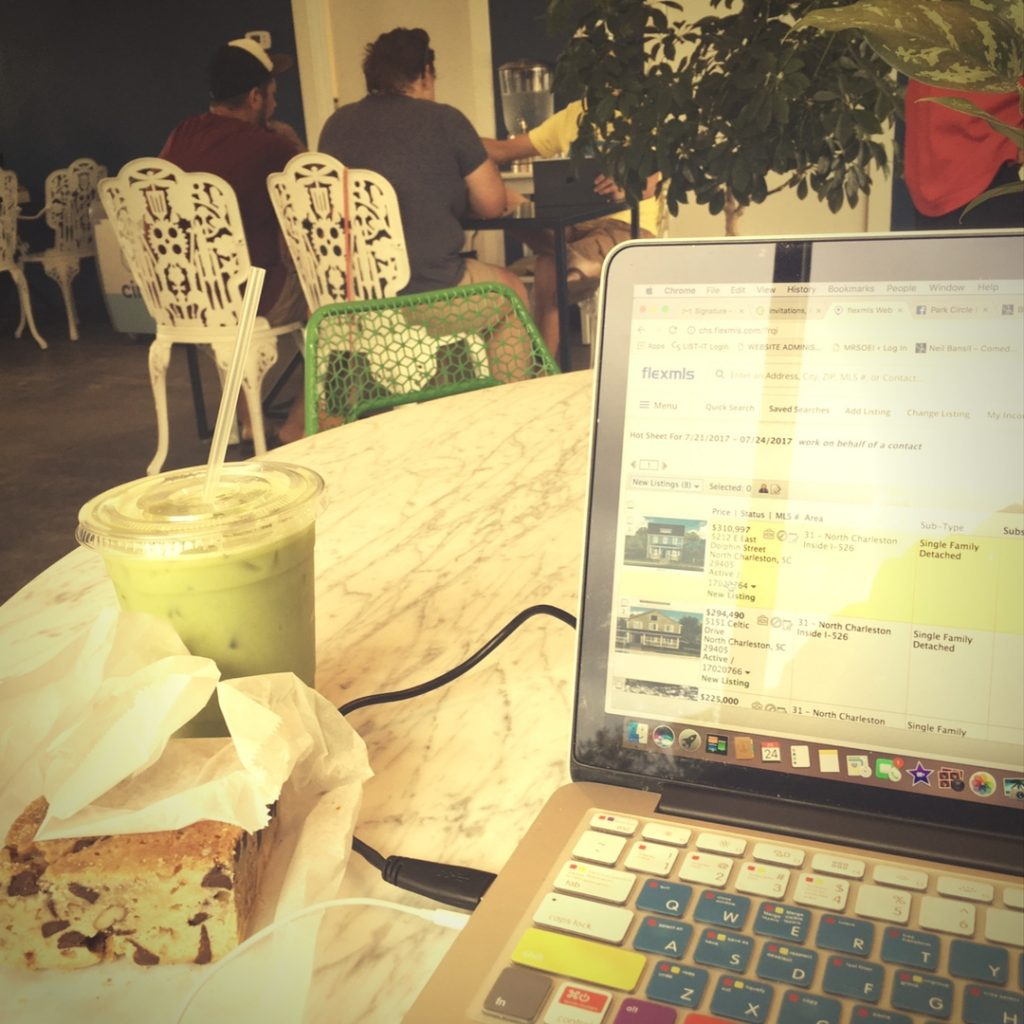 Favorite Place for Free Wifi in Park Circle - Orange Spot - Real Deal with Neil