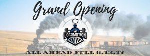 Locomotion Fitness Grand Opening