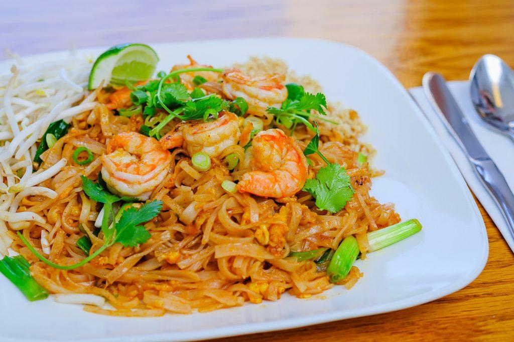 Pad Thai - - Best Asian Restaurants in Park Circle