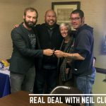 Real Deal with Neil Club Inductee: Joseph, Rebecca and Ryan
