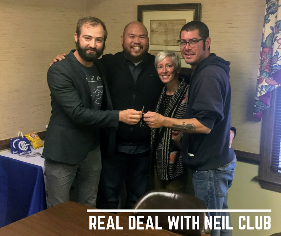 Real Deal with Neil Club Inductee Joseph