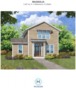Magnolia Floor Plan - Mixson - Real Deal with Neil
