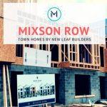 Mixson Row – New Leaf Builders