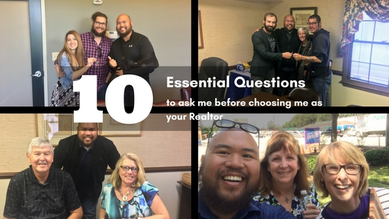 10 Essential Questions to ask me before choosing me as your Realtor - Real Deal with Neil