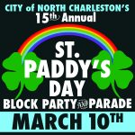 St. Paddy's Day Block Party & Parade 2018