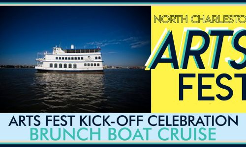 North Charleston Arts Fest - Brunch Boat Cruise
