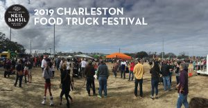 2019 Charleston Food Truck Festival - The Real Deal with Neil