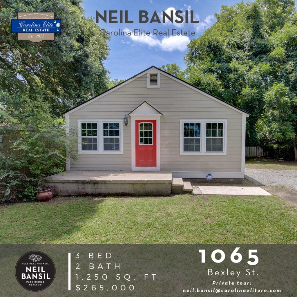 1065 Bexley Street - Park Circle Home for Sale - Real Deal with Neil
