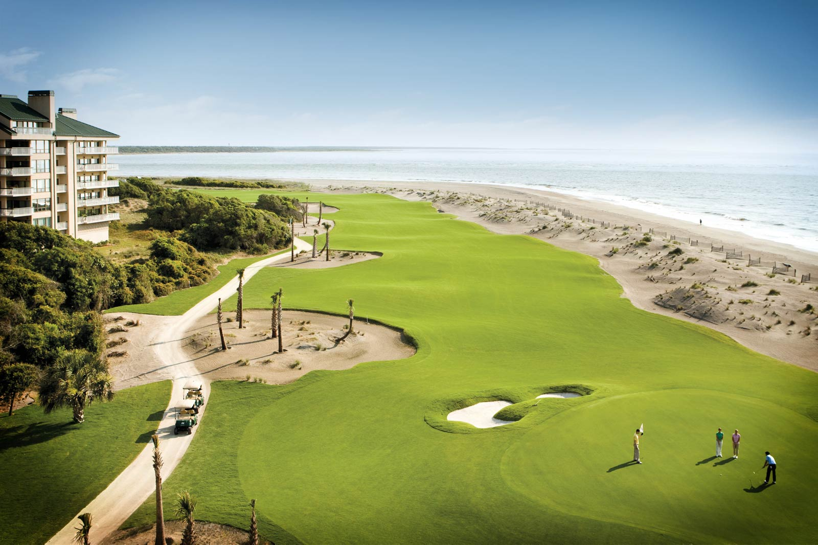 Homes near Golf Courses in Charleston, SC