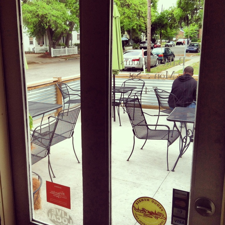 EVO Craft Bakery - Park Circle - Outdoor Patio - Real Deal with Neil