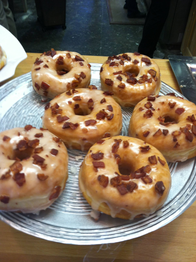 Glazed Gourmet Doughnuts - Real Deal with Neil