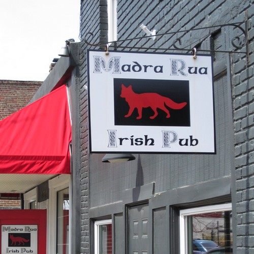Madra Rua Irish Pub - Park Circle