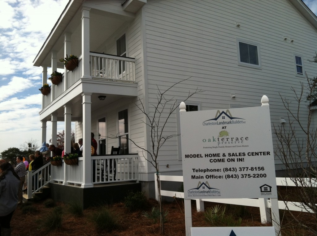 Charleston Landmark Builders Sales Center