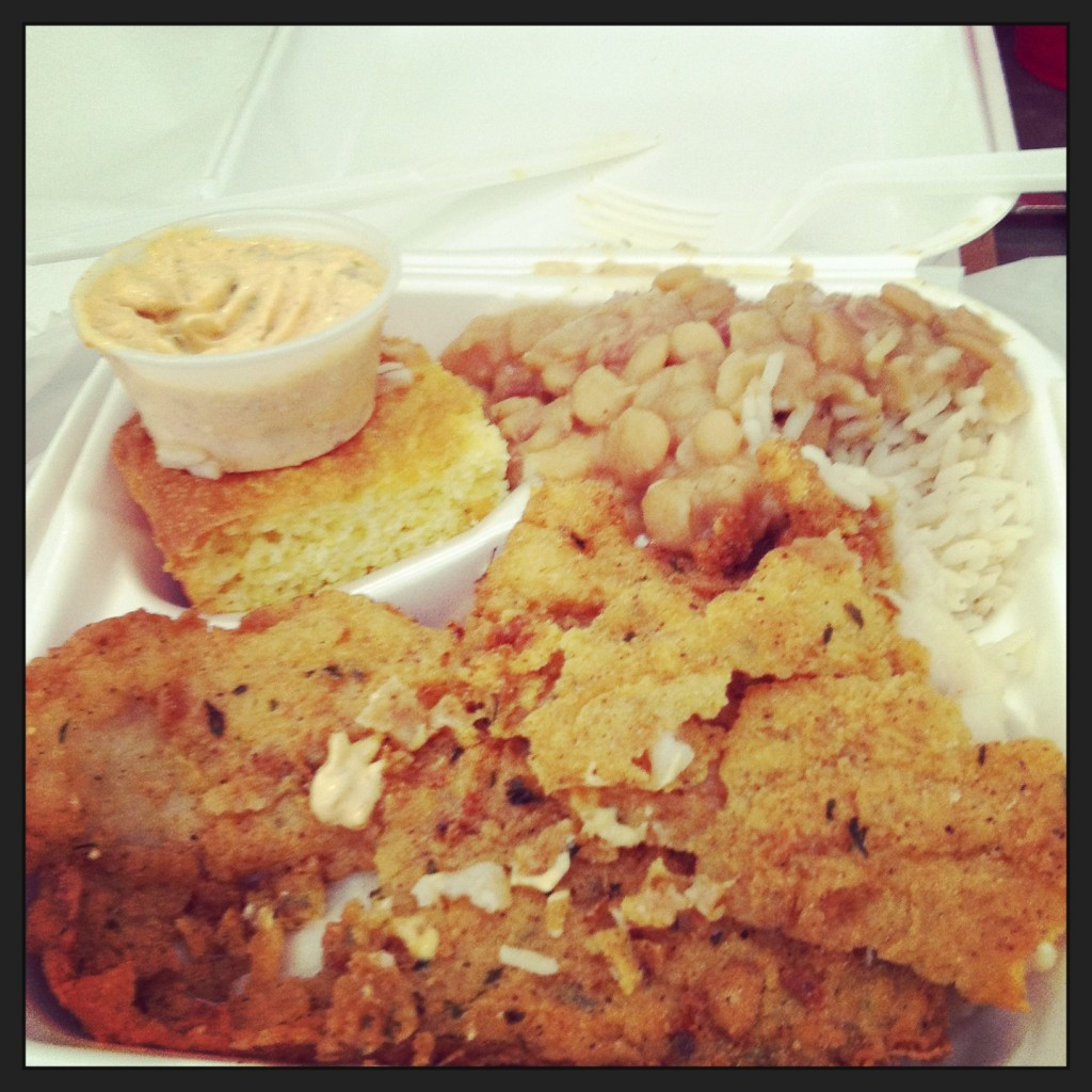 Barbeque Joint Fried Fish Fridays - Park Circle - Real Deal with Neil