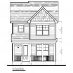 Dogwood Elevation - Charleston Landmark Builders - Oak Terrace Preserve - Real Deal with Neil