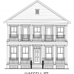 Eastwood Homes - Hassell F Elevation