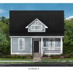 The O'Hear Floor Plan - Crescent Homes - Oak Terrace Preserve