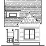 Palmetto Town Home - Charleston Landmark Builders - Oak Terrace Preserve Phase 3