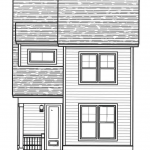 Cedar Town Home - Charleston Landmark Builders - Oak Terrace Preserve Phase 3