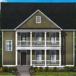 Woodland - Crescent Homes - Oak Terrace Preserve Phase 3