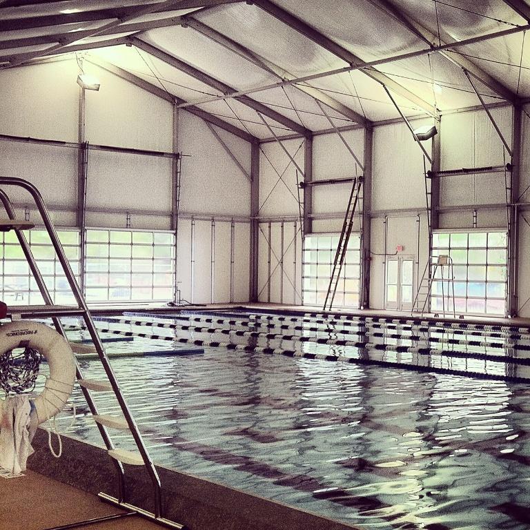 Danny Jones Pool Interior