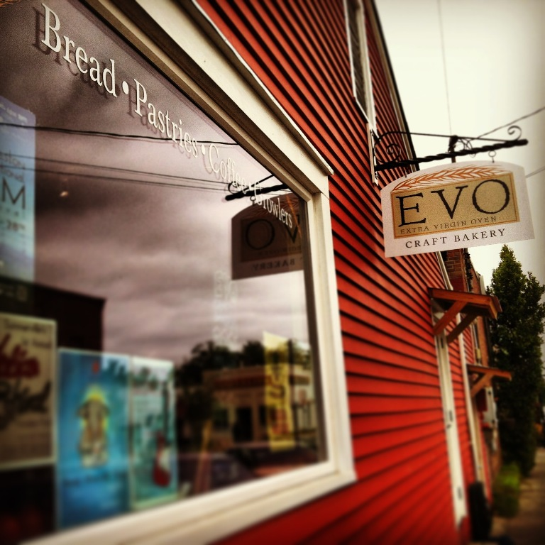 EVO Craft Bakery - Park Circle - Sign - Real Deal with Neil