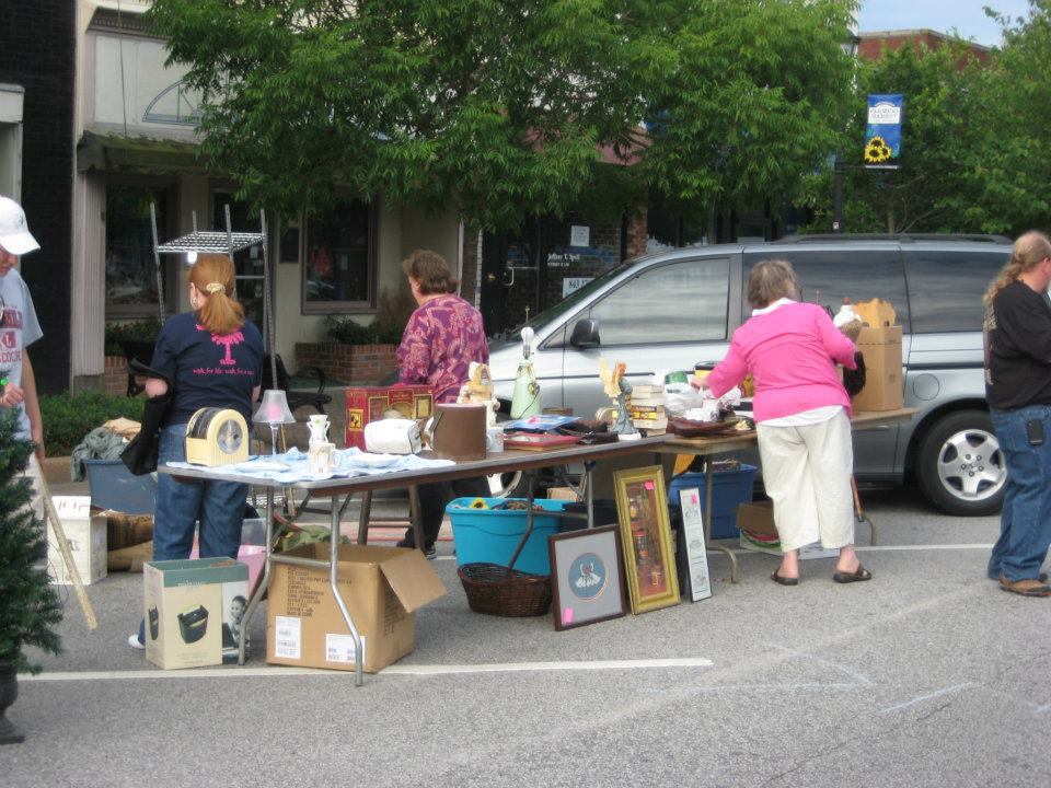 5th Annual Olde North Charleston Street Sale - Real Deal with Neil