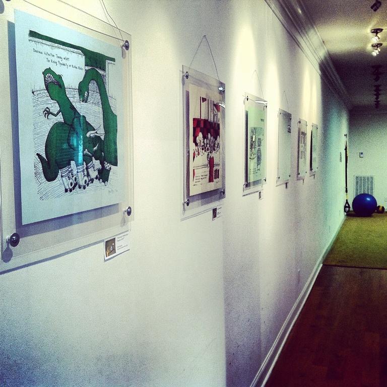 Reform Studios - Artist Gallery