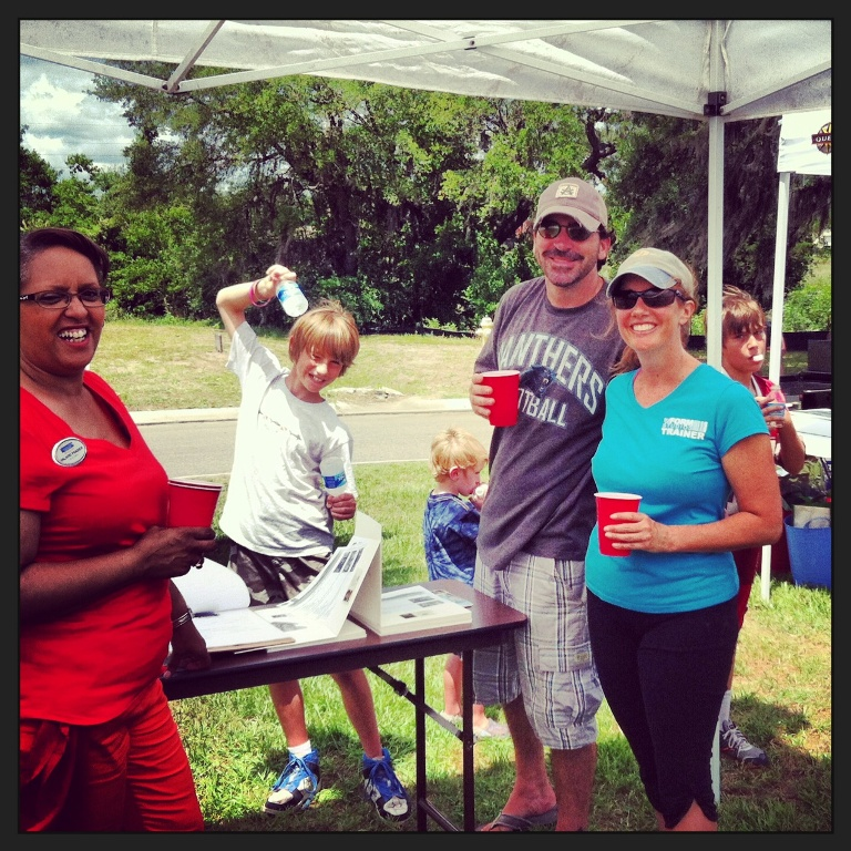 Hunley Waters Block Party - Future Residents