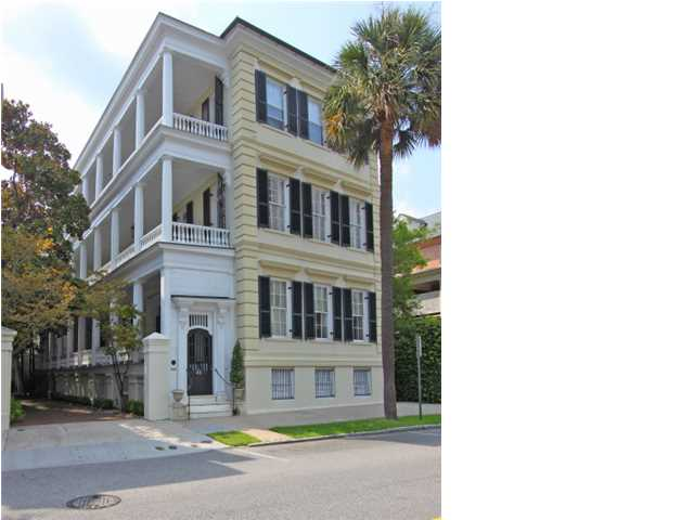 Fresh 5 - Charleston's Best Live/Work/Play Homes - 45-B East Bay St. - Real Deal with Neil