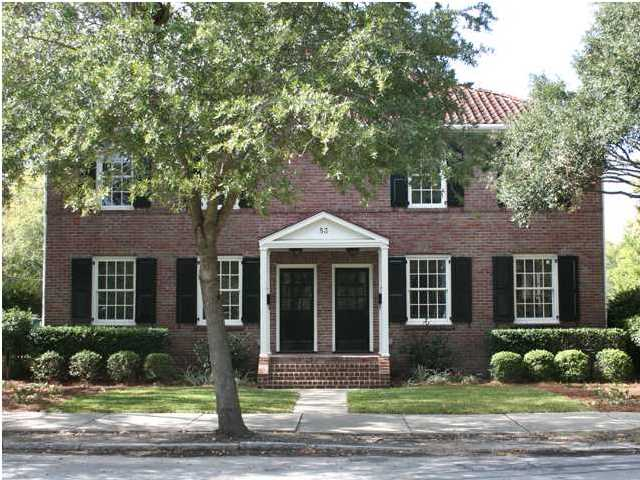 Fresh 5 - Charleston's Best Live/Work/Play Homes - 53-A Gadsden St. - Real Deal with Neil