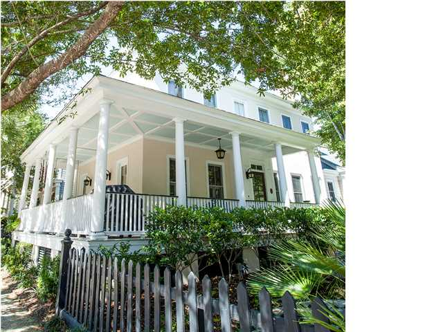 Fresh 5 - Charleston's Best Live/Work/Play Homes - 187 Civitas St. - Real Deal with Neil