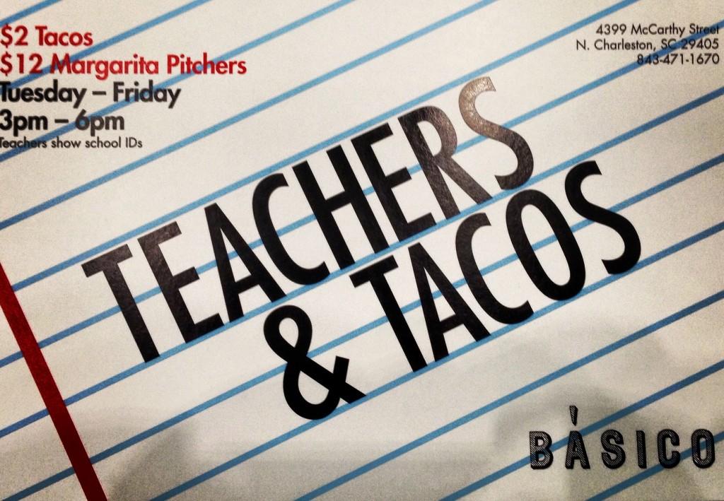 Basico - Teachers & Tacos