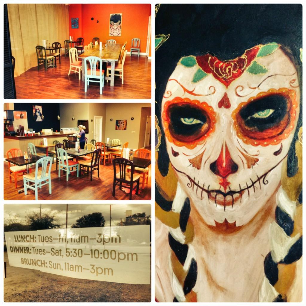 Raul's Maya Del Sol Dining Area