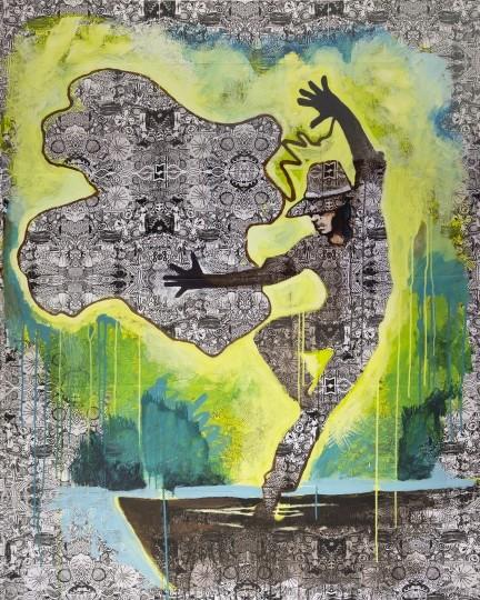Gullah Islander Toss by Amiri Farris - North Charleston Arts Festival